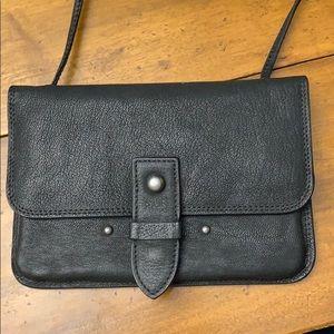 Lucky brand crossbody wallet